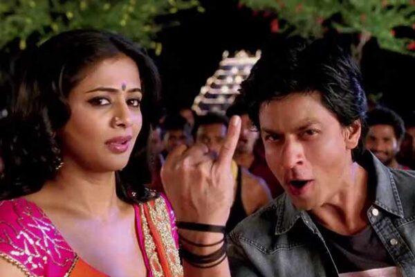 priyamani shah rukh khan chennai express song