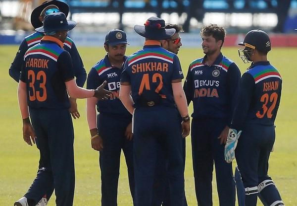 India vs Sri Lanka team