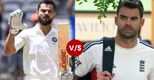James Anderson on getting Virat Kohli out featured image